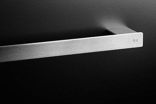 Reframe Towel Bar || Brushed Steel