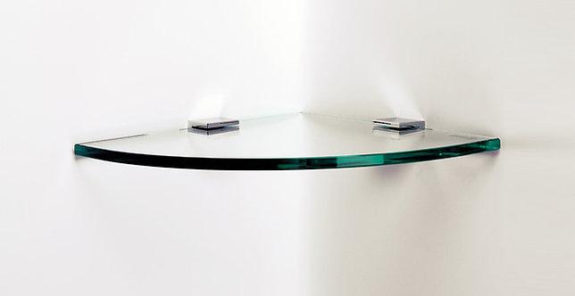 Sonia Corner Glass Shelf