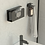 Thumbnail: Quick Soap Dispenser Holder & Bottle  - Matt Black