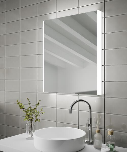 Hib Connect Bathroom Mirror - Bluetooth Speakers