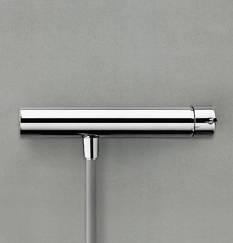 Flow Thermostatic Bar Shower Valve - Chrome