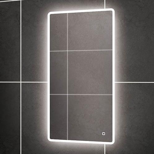 HIB Vega LED Illuminated Mirror 80x40cm
