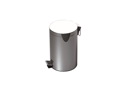 Sonia Contract Pedal Waste Bin 5 Litres