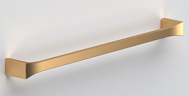 S7 Towel Rail 600mm - Polished Gold