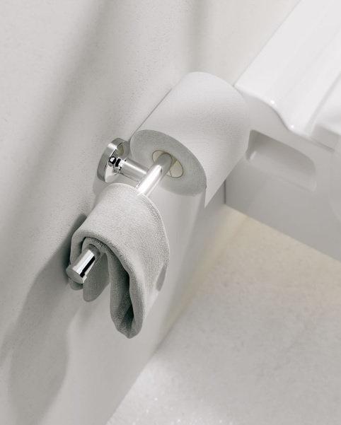 E-Plus Double Toilet Roll Holder