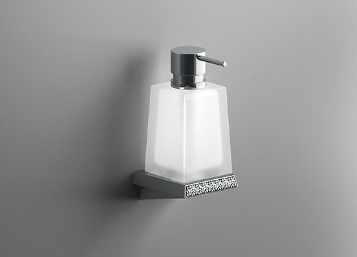 S8 Swarovski Soap Dispenser & Holder