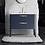 Thumbnail: Sonia Epoque 1000mm Basin Furniture Unit :: Navy Blue