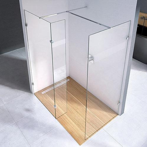 Bathworks Essential:: 900 10mm Wet Room Screen