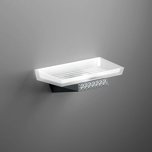 S8 Swarovski Soap Dish & Holder