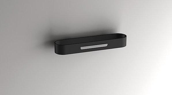 S5 Towel Rail 300mm :: Matt Black