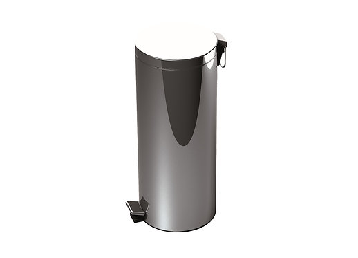 Sonia Contract Pedal Waste Bin 12 Litres