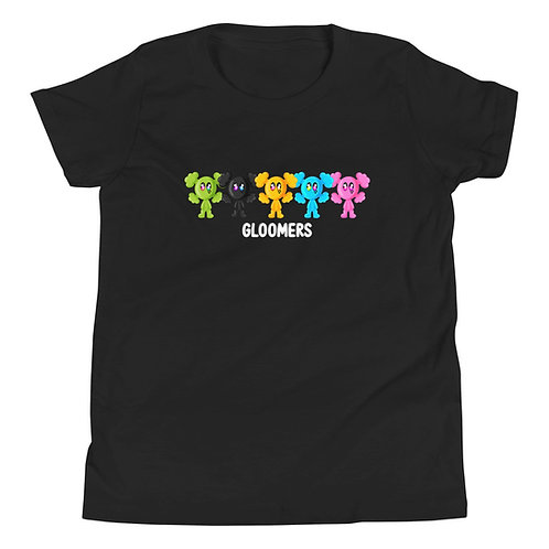 GLOOMERS Kids Short Sleeve T-Shirt