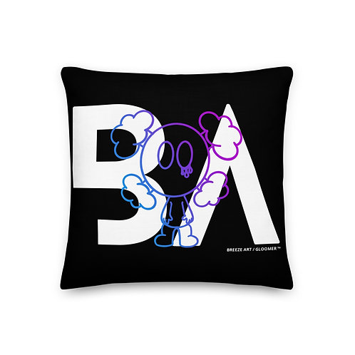 BREEZE ART DARK MODE GLOOMER™ Decorative Pillow
