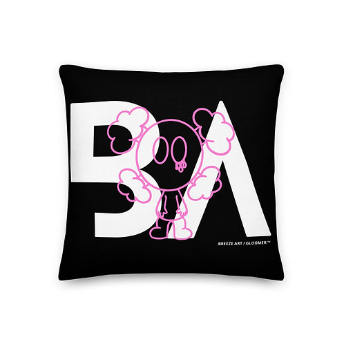 BREEZE ART P!NK GLOOMER™  Decorative Pillow