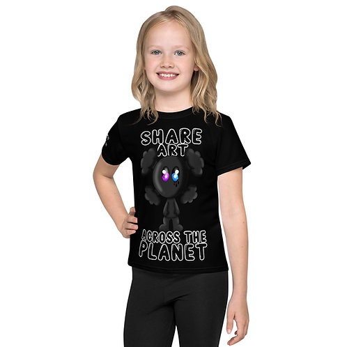 DARKMODE Kids Mission T-Shirt