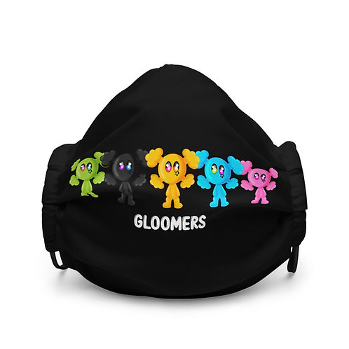 GLOOMERS Premium face mask