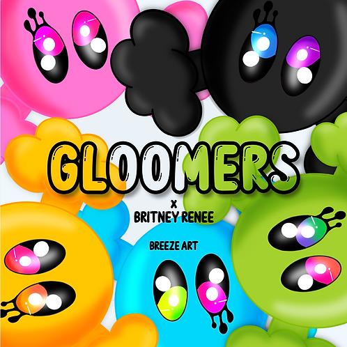"""""""GLOOMERS"""" x Britney Renee"""