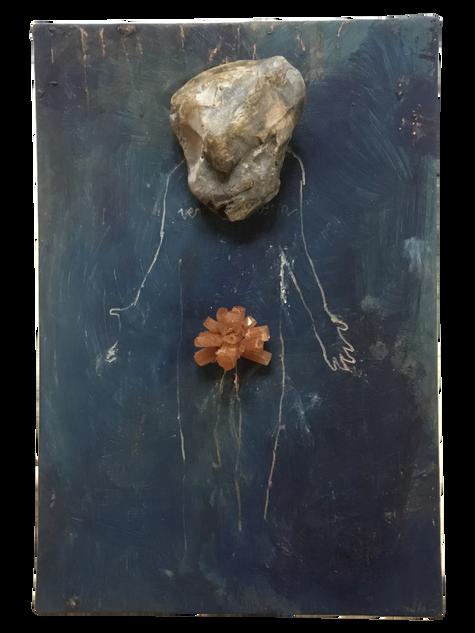 krone und wurzel, 30x21 cm