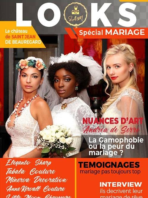 LOOK n°2 - Mariage (Numérique)