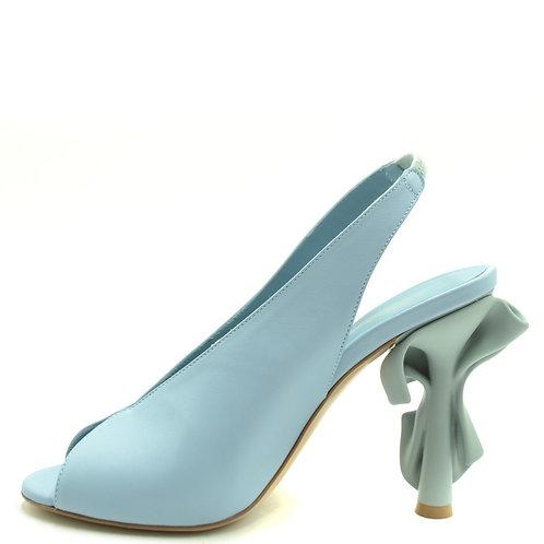 LSW - Sandales bleues