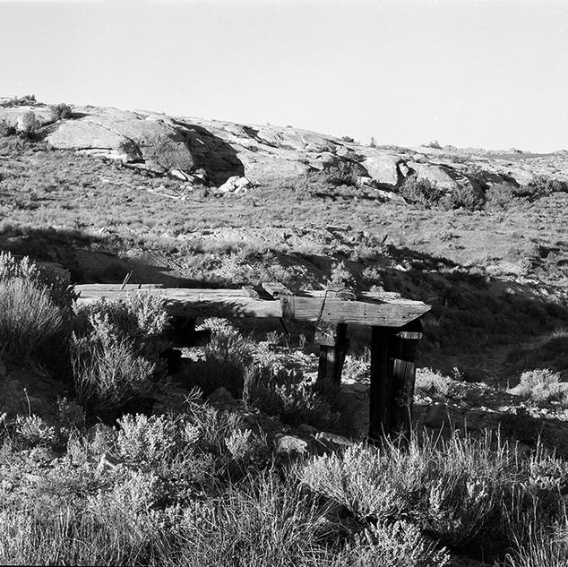 Uranium Ore Offloading Station