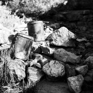 Shumway Mine Garbage