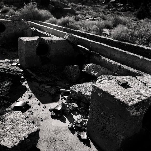 Shumway Uranium Mine Ruins