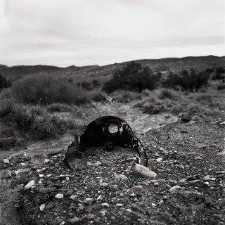 Camp Site Mine Waste