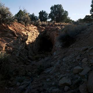 Open Uranium Mine