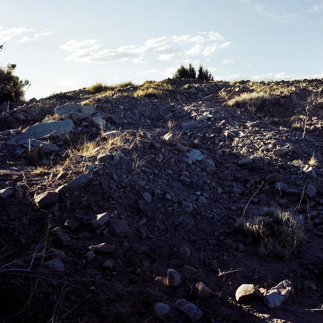 Shumway Radioactive Mine Waste