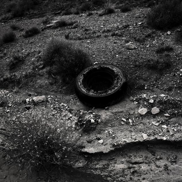 Uranium Mine Trash