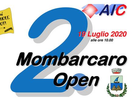 19 juillet 2020 Open de Mombarcaro