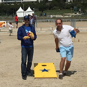 Marseille - Festival européen des jeux et sports traditionnels