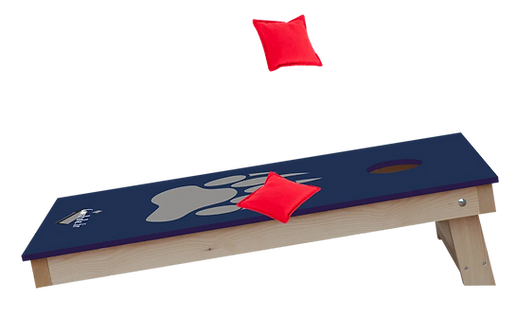 le cornhole est un jeu de lancer de sacs