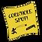 Badge spot de cornhole