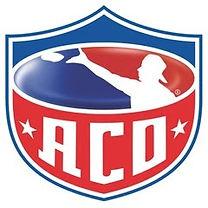 logotipo de la Federación Americana de Cornhole