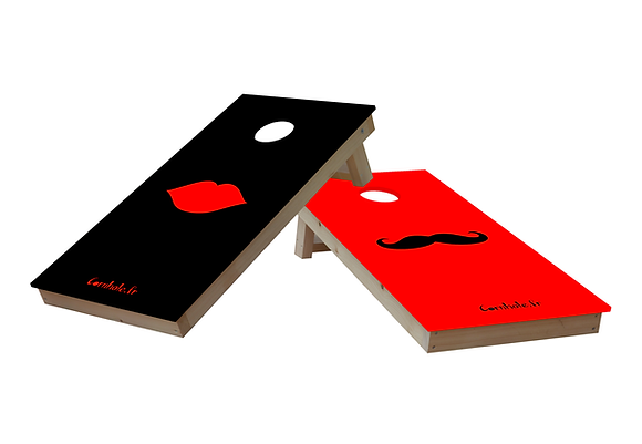 CORNHOLE I LOVE YOU 2 giocatori