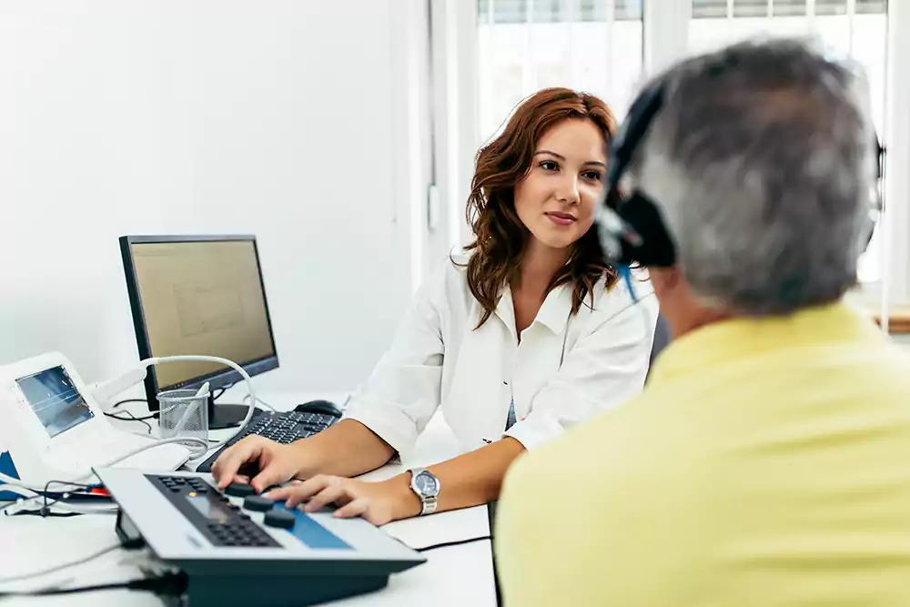 Test auditif gratuit