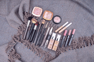 Make-Up-Routine To Go in 10 Minuten