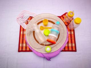 DIE GOLDENE MILCHKUH: ÜBER STILLPROBLEME UND ALTERNATIVE BABYERNÄHRUNG