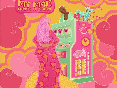 """Hunnah Pairs Up With Amindi To Unpack Her Ideal Man Checklist With Her Latest Single, """"My Man"""""""