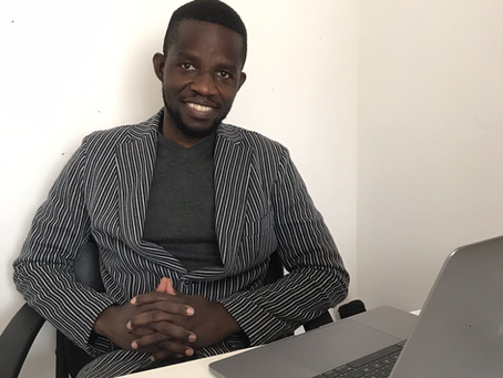 Interview with a Fellow: The Inspiring Story of Festo Owiny