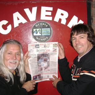 Cavern Club Front Door