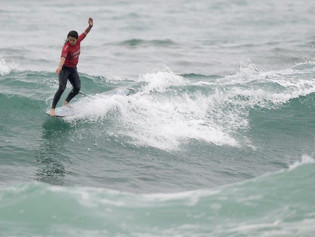 Surfe Nos Jogos Pan-Americanos