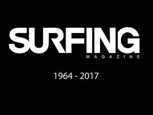 Chega Ao Fim a Revista Surfar