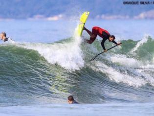 Ibiraquera Wave Contest - Champ. Brasileiro de SUP wave