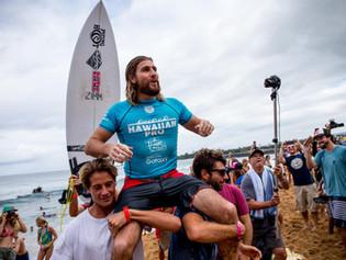 Wade Carmichael vence em Haleiwa