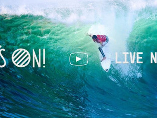 It's On! Assista ao Quiksilver Pro France