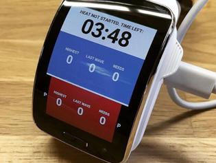 Samsung Prepara Lançamento De Relógio Para Competidores Do CT