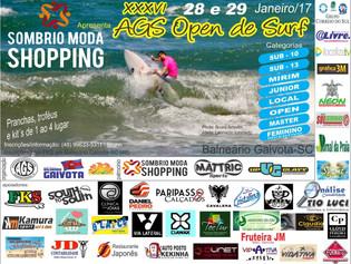 XXXVI AGS Open de Surf